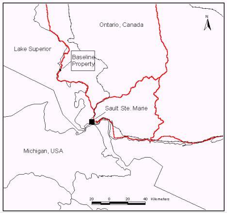 Baseline Property, Sault Ste. Marie, Ontario